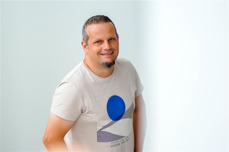 Markus, seit 2001 bei Schweighofer